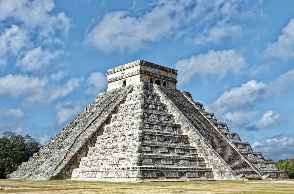 Chichén Itzá. From Pixabay