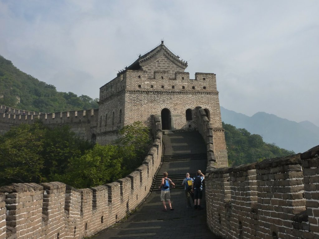 Chinese Wall. By Natuurfan1978 from Pixabay
