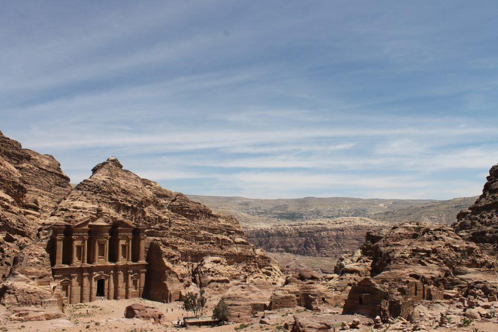 Petra, Jordan. From Pixabay
