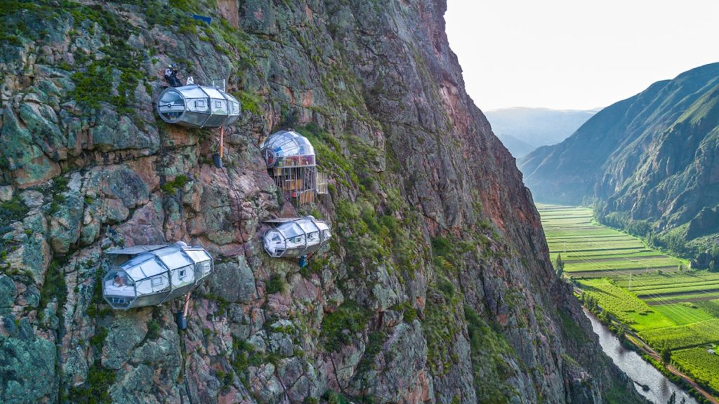 Skylodge Adventure Suites, Peru