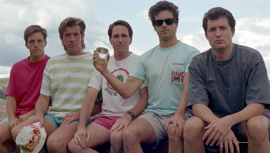 Vakantiefoto 1992