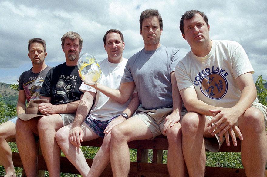 Vakantiefoto 2002